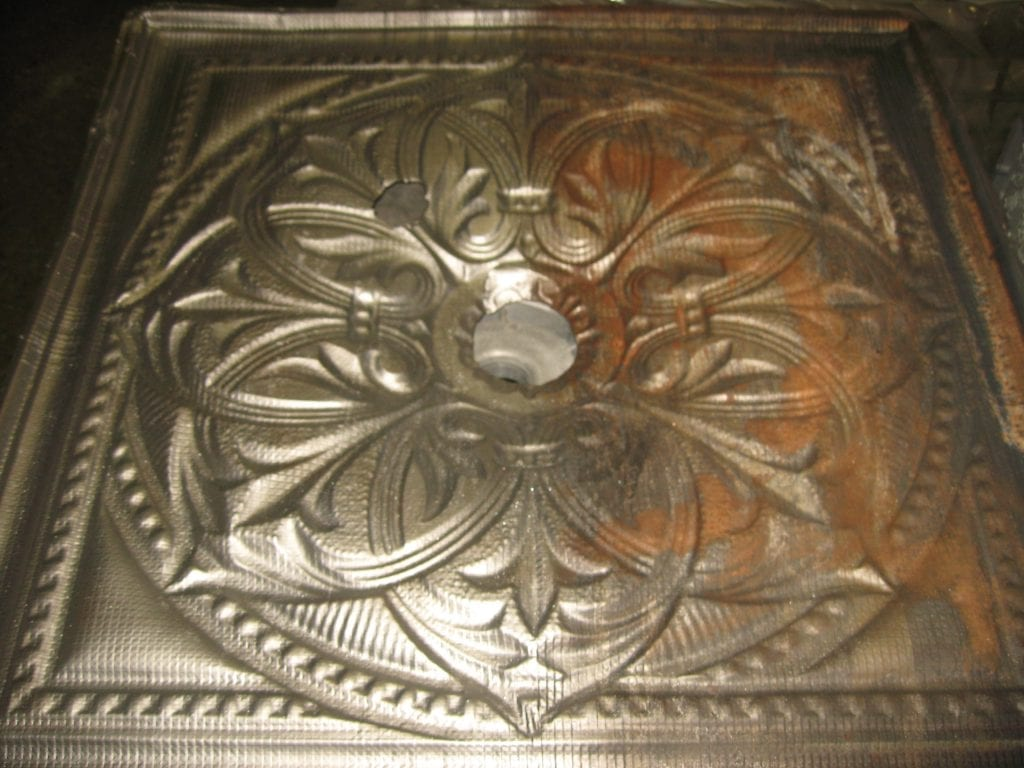 Personal items rust removal - Metal Restoration